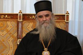 Његово Високопреосвештенство Архиепископ Цетињски Митрополит Црногорско-приморски и Егзарх Пећког Трона АМФИЛОХИЈЕ