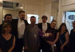 Российские звезды оперы в Сантьяго, Чили.