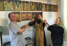 В храмах епархии состоялась акция-волна колокольного звона  «Слава Тебе, Боже!»