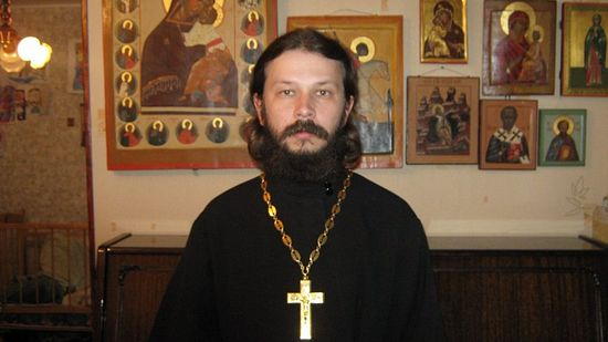Протојереј Павле Гумеров