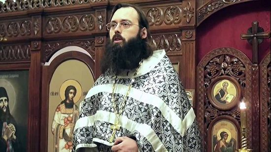 Свештеник Валерије Духанин