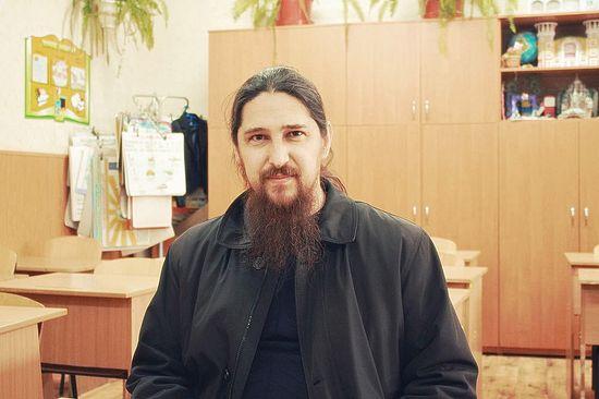 Свештеник Димитрије Шишкин
