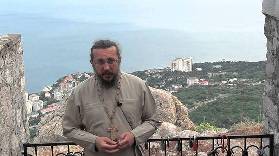 Свештеник Игор Сиљченков