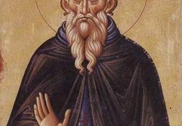 Свети преподобни Петар Коришки