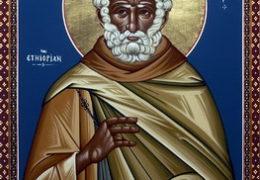 Свети преподобни Мојсеј Мурин