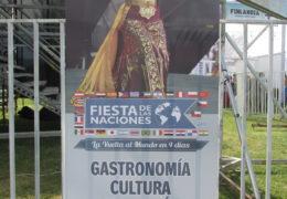 «Festival de las Naciones» en Malloco, Chile