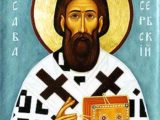 Свети Сава, архиепископ српски