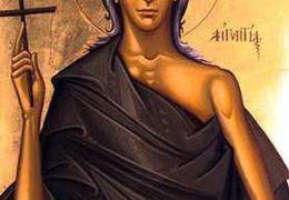 Среда 5-й седмицы Великого поста — «Мариино стояние»