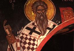 Свети Тарасије, патријарх цариградски
