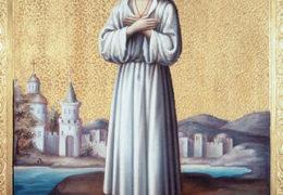 Свети Алексије Човек Божји