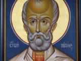 Свети Николај Чудотворац Мирликијски (пренос моштију у Бари)