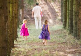 El cuidado de los hijos es la oración más bella