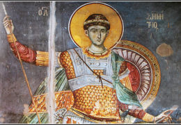 Свети великомученик Димитрије – Митровдан