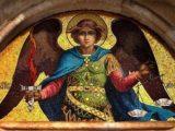 Собор Архистратига Михаила и прочих Небесных Сил бесплотных , Архангелов: Гавриила, Рафаила, Уриила, Селафиила, Иегудиила, Варахиила и Иеремиила