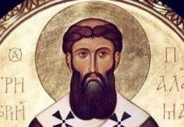 San Gregorio Palamás, arzobispo de Tesalónica