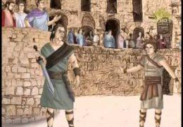 Santo mártir Néstor