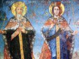Святой Иоанн Бранкович, Деспот Сербский и мать его, праведная Ангелина