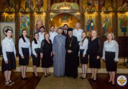 Додела сведочанстава дипломцима Православног института Св.Игњатија Богоносца у Сантјагу де Чиле