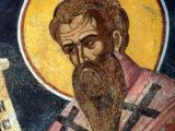 San Basilio Magno, arzobispo de Cesarea en Capadocia