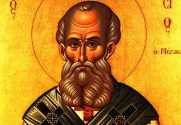 Atanasio y Cirilo Patriarcas de Alejandría