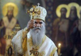 Митрополит Амфилохије: признање Косова је највећа издаја Црне Горе