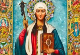 Santa Equiapostólica Nina Cristianizadora de los Georgianos