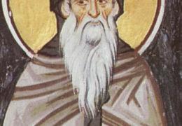 Свети преподобни Макарије Александријски