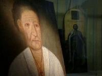 Масляный прижизненный портрет св. Ксении Блаженной обнаружили в фондах Эрмитажа