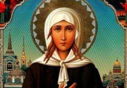 Света преподобна Ксенија Петроградска