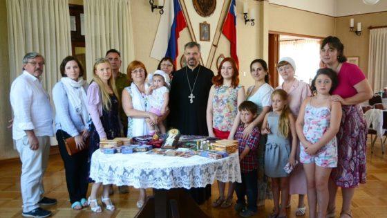 Los regalos del Obispado de Samara