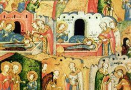 Прпп. схимонаха Кирилла и схимонахини Марии, родителей прп. Сергия Радонежского