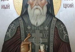 На икони преп.Серафима Вирицког у Североморску појавио се нерукотворни трнов венац