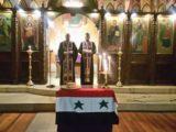 Молитва за мир в Сирии
