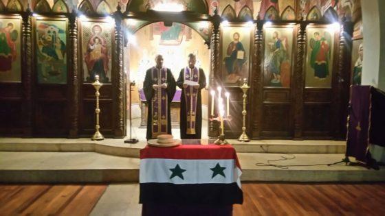 Молитва за мир у Сирији