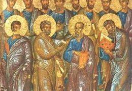 Евангелие о следовании за Христом. Неделя первая по Пятидесятнице, Всех святых.