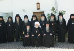 Состоялось открытие Архиерейского Собора Русской Зарубежной Церкви