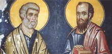 Пост у част Светих Апостола