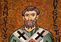 Блаженный Августин Иппонийский о Боге и человеке