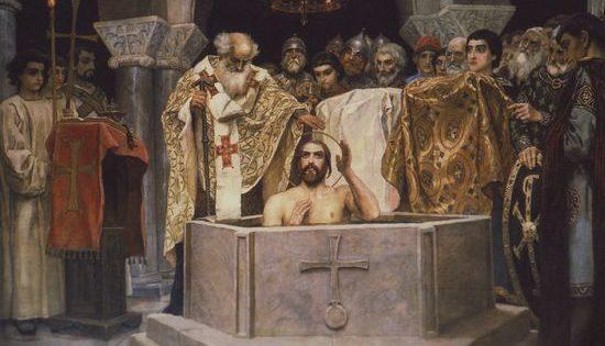 Свети Владимир, велики кнез руски
