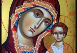 Казанская икона Божией Матери (+видео)