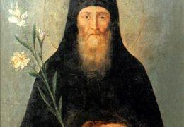 Свети преподобни Мојсеј Угрин