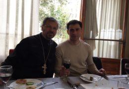 Дан грузијске кухиње у парохији Св.Николаја Жичког у Чилеу