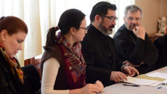 Учредительное собрание Православного прихода во имя Св.Троицы и Казанской иконы Божьей Матери РПЦЗ