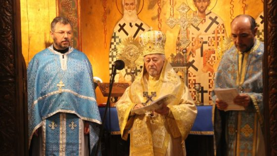Празник цркве Рођења Пресвете Богородице у Сантјаго де Чилеу