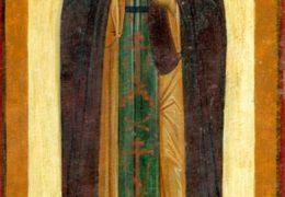 Свети преподобни Сава Вишерски