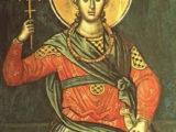 Свети мученици Сергије и Вакхо – Срђевдан