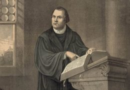 500 лет победе и поражению Мартина Лютера