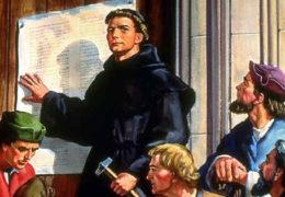 Реформация 500. Друзьям протестантам…