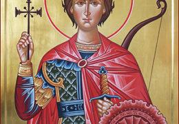 О святом мученике Уаре и церковной молитве за неправославных
