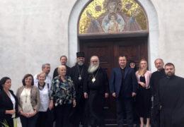 Митрополит Амфилохије у посети Епархији буеносајреској
